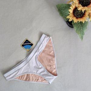 Fabletics White Bikini Bottom